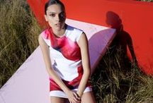 CAMPAIGN: CAMILLA AND MARC Resort 2014 / by CAMILLA AND MARC