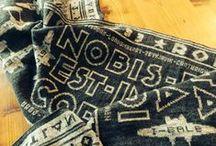 NOBIS / SCIARPATLANTICA Made in Italy 100%lana  ATLANTIC BIG SCARF 30%Wool + 20%Alpaca + 50%Acrylic