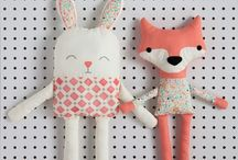 Sew Cute - things to make for little ones / Patterns for children's clothes