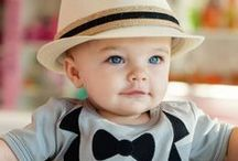 Trendy Clothing for Boys / Trendy baby boy outfits, trendy toddler outfits, cool boys shirts, hats and more. These outfits are great for photos, birthdays and everything in between!