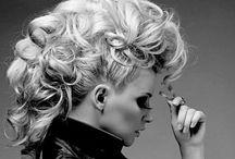 Hairs / by Crystal Quinn