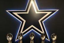 Dallas Cowboys / America's Team / by Dan Quevedo