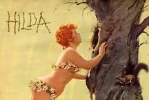Hilda / by Birgitta Bellman
