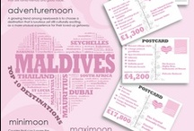 wedding facts / Snippets of info for those interested in the wedding and honeymoons trends of today.