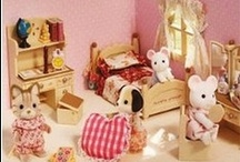 Dolls and Dollhouses