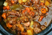 Crock-Pot Food / by Sherra Knowles