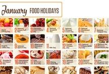 Foodies LOVE January