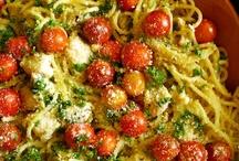 Pasta. Just pasta.