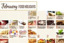 Foodies LOVE February