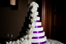 Wedding Cake Ideas / Ideas and inspiration for wedding cake designs, styles, shapes, colors, and details.