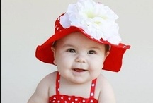 4th of July / Red, white & blue kids fashion & trends for the 4th of July. Find the perfect Independence day outfit for your baby!