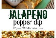 Appetizers & Sides / Delicious sides and appetizer ideas and recipes for any meal and occasion