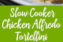 Crockpot / Slow Cooker Recipes / Slow cooker recipes for fast meals, desserts and drinks anytime of day