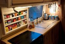RV Ideas / Ideas to making raving or camping easier.