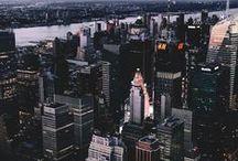 |Concrete Jungle| / New York, concrete jungle where dreams are made of.