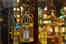 PENHALIGONS / Prop Studios has had the pleasure to work with Penhaligons on a number of projects including window displays and in-store visual merchandising.