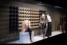 HOUSE OF FRASER / Prop Studios has had the pleasure to work with House of Fraser on a number of projects including window displays and in-store visual merchandising.