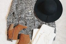 Flat Lay Outfits