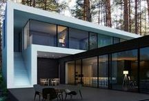 architecture | modern houses