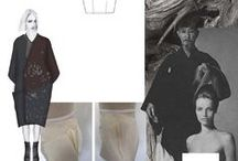 fashion illustration | collage