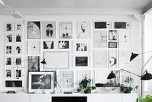 |Back to the Drawing Board| / Inspiration for the inspiration room