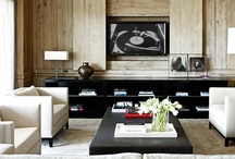 Interiors / by Terra Palmer