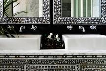 bathroom / by Terra Palmer