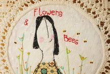 Embroidery / by Connie Griner