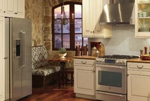 FABULOUS Kitchens / Amazing GE kitchens to fit everyone's style – even yours! / by GE