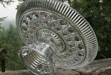 Vintage Glassware / by Beverly Tackett