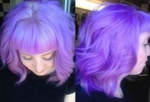 Les Cheveux / All things hair with a whole lot of colour (the bolder, the better!)