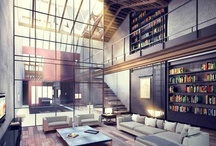 Interior Design / by Kathy Chan