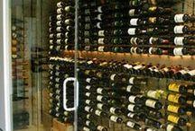 wine cellar / by Terra Palmer