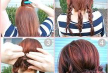 Home - Hair/Beauty care / Hair ideas Patti loves for cuts and styles for the everyday or special events.