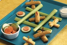 The Kiddie Table! / It's easy to introduce your kids to seafood when you put a fish twist on their all-time favorites! Try these kid-friendly, delicious meals and you'll be happy knowing they're getting plenty of omega-3's for healthy brain development. #kidfriendly #EatSeafoodTwiceAWeek / by Gorton's Seafood