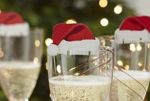 Retro Christmas Decorations / Vintage retro inspired Christmas Decorations for the Room & Table / by Ginger Ray