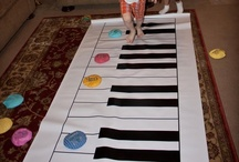piano / by Abby Burrell