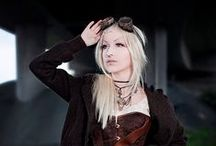 ~Steampunk Outfits~