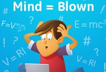 Mind = Blown / Science facts so explosive, they'll blow your mind!  / by GE