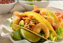 Taco Tuesday / Tuesdays are made for tacos, and so is seafood! Enjoy delicious Gorton's Seafood in your taco meal tonight. / by Gorton's Seafood