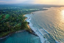 Dorado Beach, Puerto Rico / Inspired by original developer Laurance S. Rockefeller, Dorado Beach is a private Caribbean sanctuary on a glistening coastline. / by Inspirato with American Express