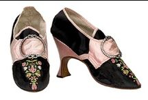 Shoes: 1790s / Shoes!  I love them now, and then. / by Eloisa James