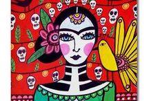 los Muertos / by Moni Peace