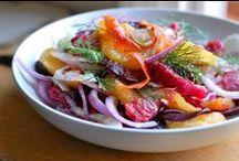 Salads + Dressings
