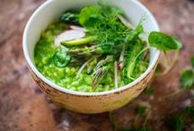 Grain + Rice Dishes
