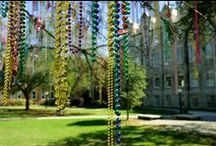 Preparing for Mardi Gras  / Tulane students and faculty alike should get ready for the festivities to begin! Here are some creative ways to prepare for the great celebrations to come. / by Tulane University