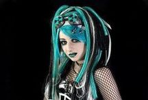 ~Cybergoth Outfits~