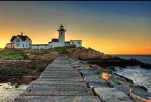 Summer by the Sea / Gorton's is located in America's oldest seaport of Gloucester, Massachusetts.  / by Gorton's Seafood