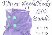Cloth Diaper Giveaways