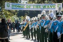 Homecoming at Tulane / See how students, alumni, faculty members, and parents celebrated Homecoming weekend on campus! / by Tulane University